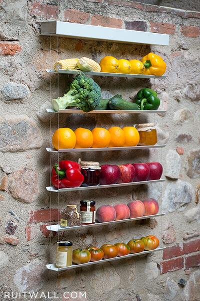 wall fruit