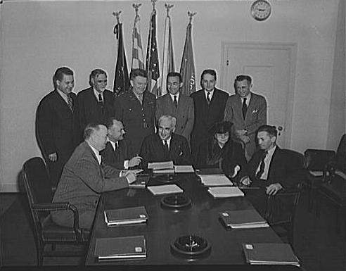 war manpower commission