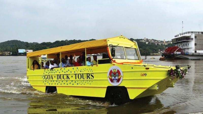 water-bus
