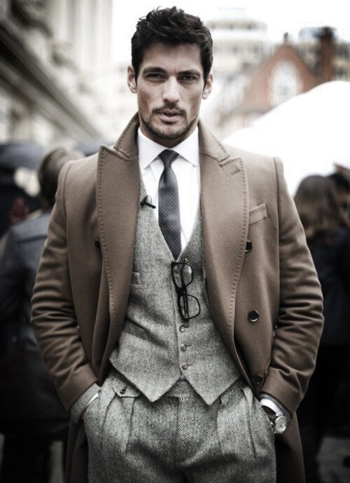 well-dressed