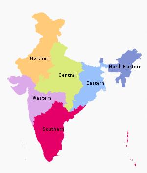 western india states