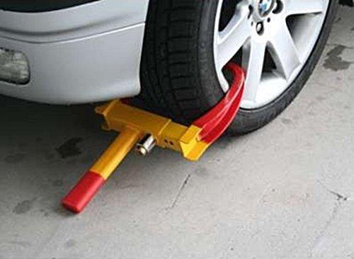 wheel clamp