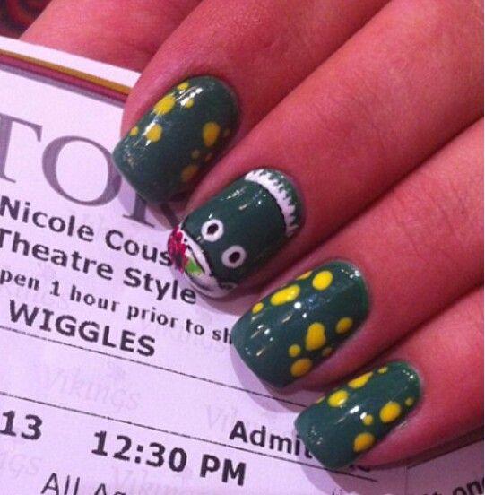 wiggle nail