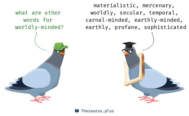 worldly-minded