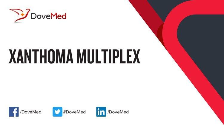 xanthoma multiplex
