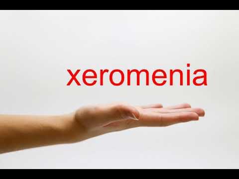 xeromenia