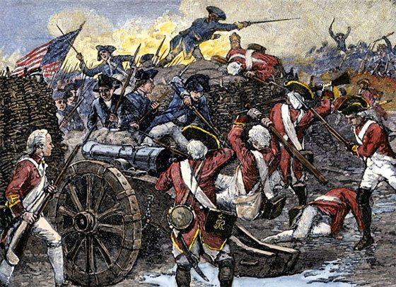 Yorktown, Battle of