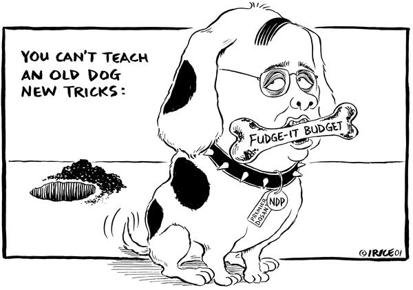 you can't teach an old dog new tricks