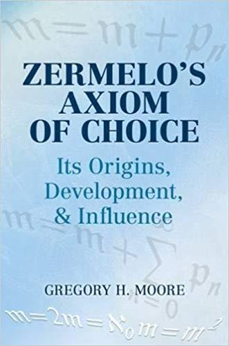 Zermelo's axiom