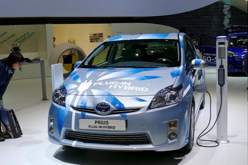 zero-emission vehicle