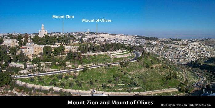 Zion, Mount