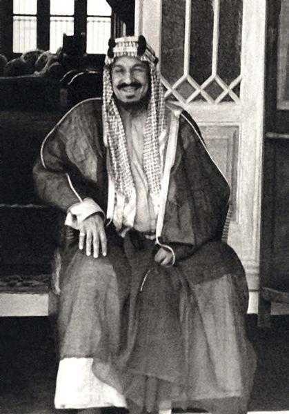 abdul aziz ibn saud