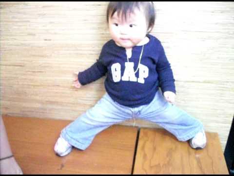 baby split