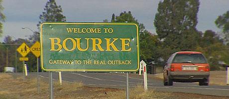 back of bourke