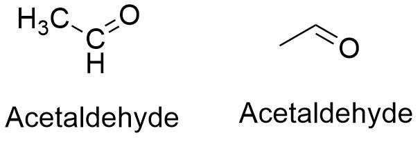 ethaldehyde