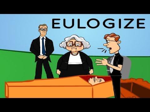 eulogize