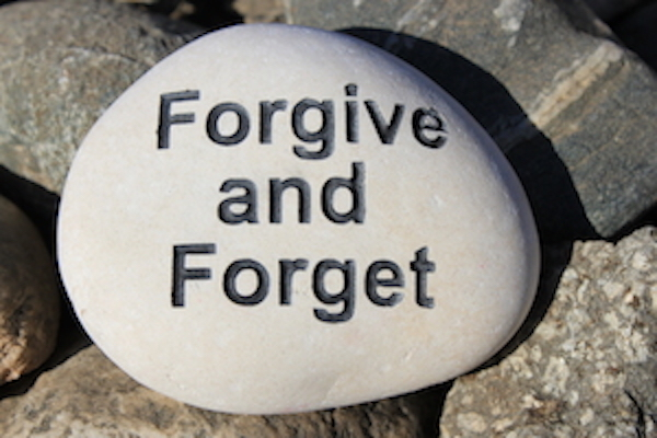 forgive and forget
