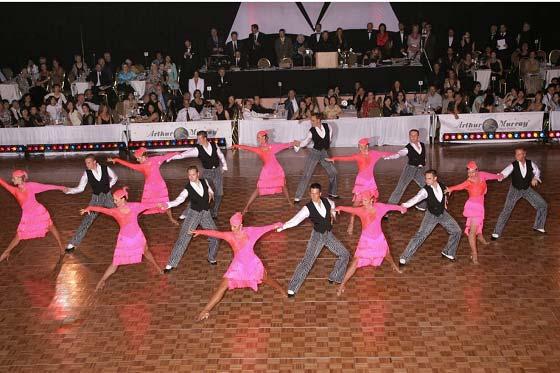 formation dance