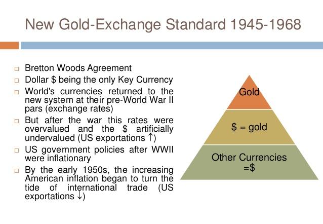 gold-exchange standard