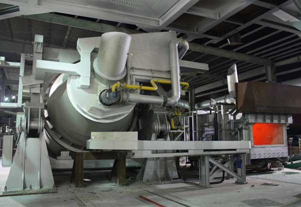 holding furnace