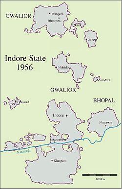 Holkar State