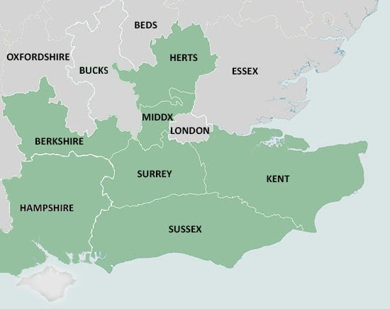Home Counties