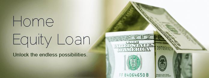 home-equity loan