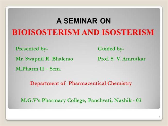 isosterism