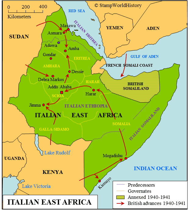 Italian East Africa