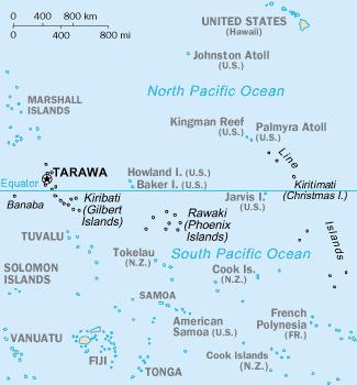 Line Islands