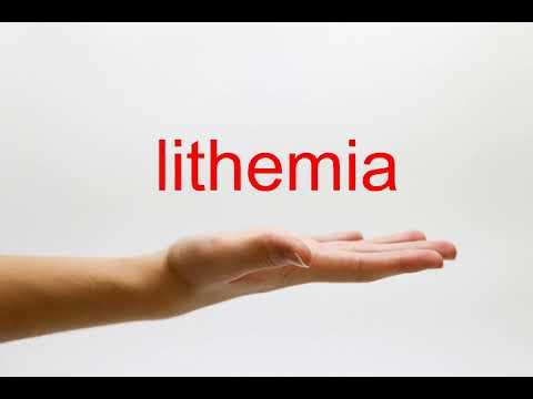 lithemia