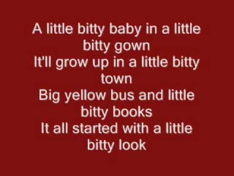 little-bitty