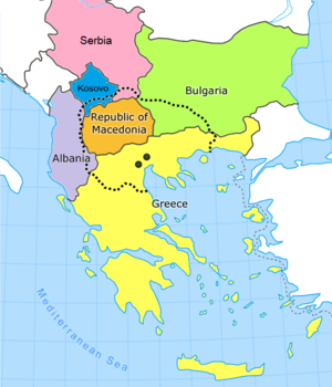 makedhonia