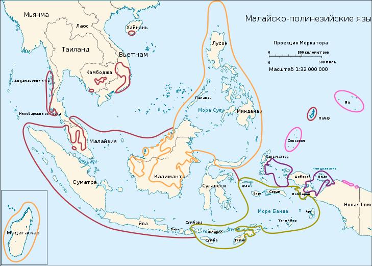 malayo-polynesian