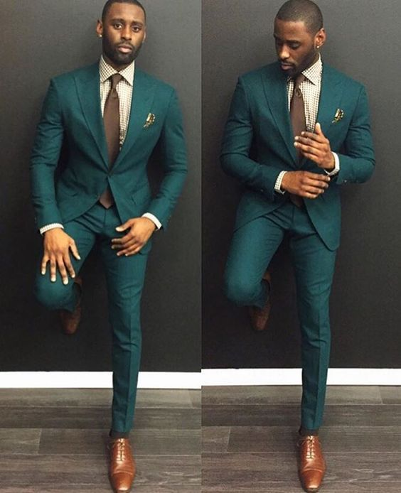 man-tailored