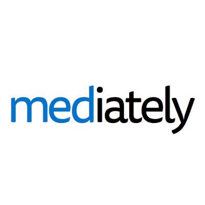 mediately