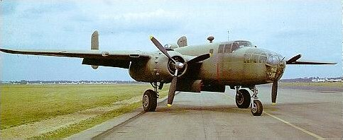 medium bomber