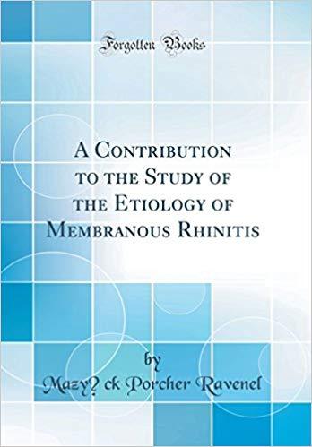 membranous rhinitis