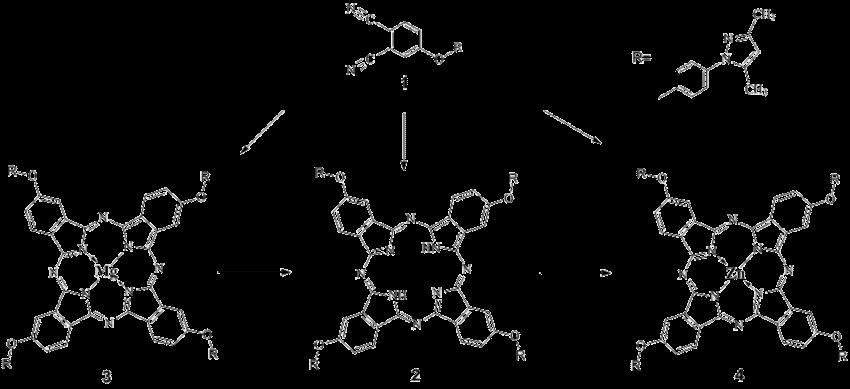 metal-free phthalocyanine