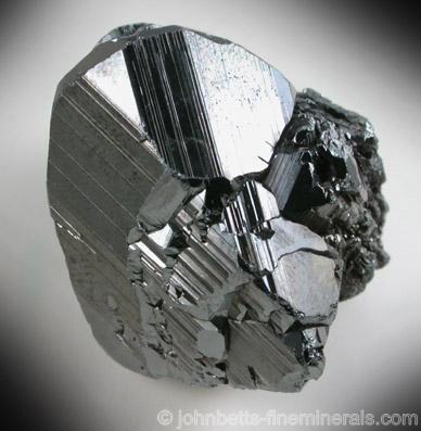 metallic luster