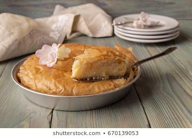 milk crust