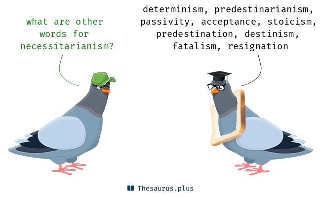 necessitarianism
