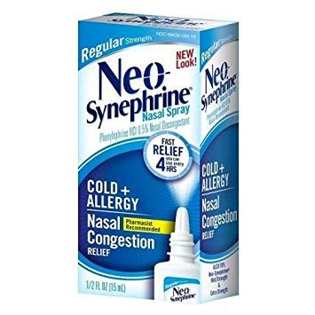 neo-synephrine