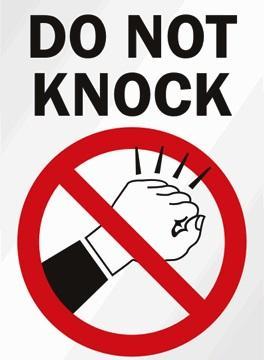 no-knock