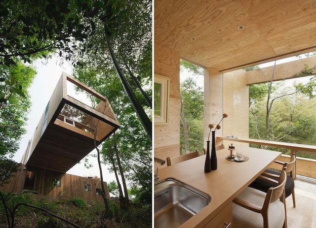 node house