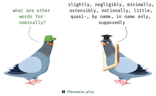 nominally