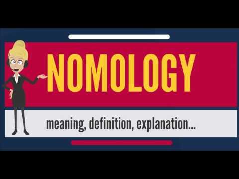 nomology