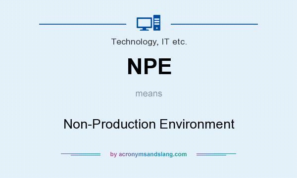 non-production