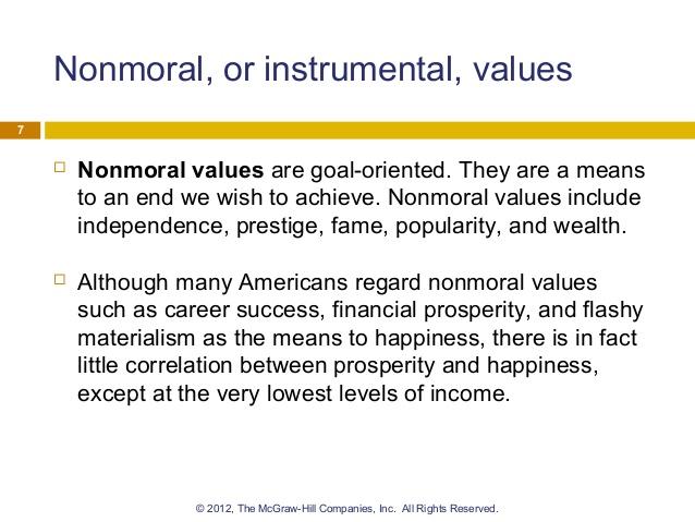 nonmoral