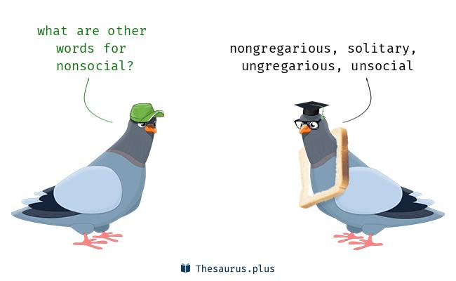 nonsocial